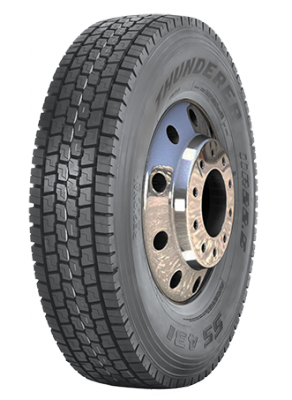 RD431: Open Shoulder Drive Tires